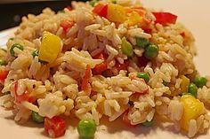 Reissalat, ein beliebtes Rezept aus der Kategorie Vegetarisch. Bewertungen: 22. Durchschnitt: Ø 3,8.