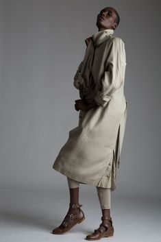 Vintage Matsuda Trench Coat