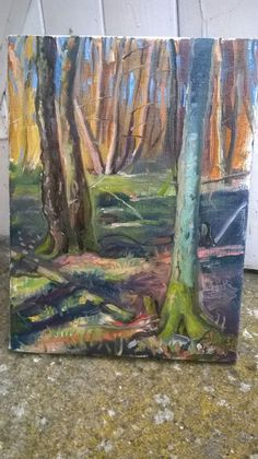 Trees in Childwickbury-Lucy Crabtree 2015