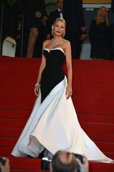 Blake Lively de Gucci en el festival de Cannes 2014