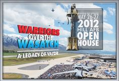 Hill Air Force Base Open House, May 26th 2012