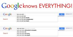 Google knows everything!