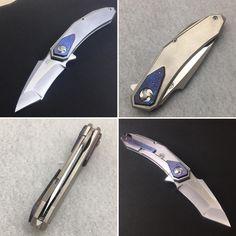 The Botan flipper Timascus. Now this knife is living in  Wish you have a wonderful weekend. .  #knifeartist #knife #foldingart #niceknife #tacticalknife #artknives #artknife #knifefanatic #knifenuts #knifeporn #usnstagram #usn #bladeart #knifecommunity #knifenut #knifestagram #knifecollector #knifelife #knifeobsession #foldingknife #tactical #bladeshow #knifenews #tacticalknife #tacticalfolder #edc #glennwaters #artgallery #artwork #timascus #knifenut  #knifeartist #tacticalfolder #knifel...