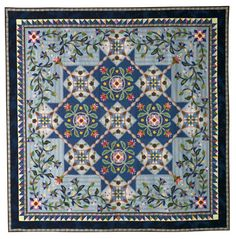 Bed Quilts  Hand Quilted – Superior Threads   1st Place