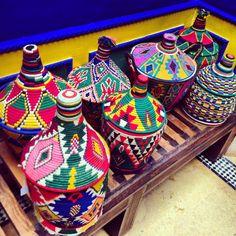 Marrakech Woven Baskets Photo By Marika Wagle