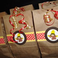 curious george party - Google Search