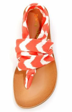 Dirty Laundry Coral Sandal I ve tried these on and they re comfy 2a039c9f81e85