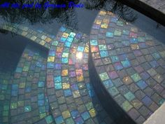 awesome tiled pool