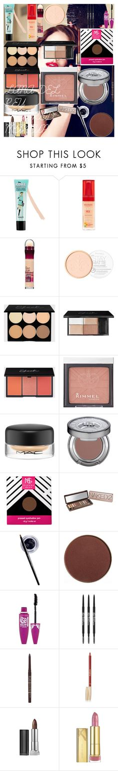 """""""LANA DEL REY INSPIRED MAKEUP"""" by oroartye-1 on Polyvore featuring beauty, Benefit, Bourjois, Maybelline, Rimmel, MAC Cosmetics, Urban Decay, BHCosmetics, Milani and Sisley"""