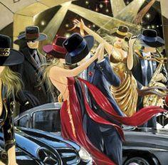Victor Ostrovsky - Metaphor of espionage