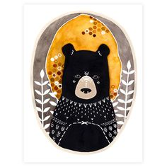 Rafi The Honey Bear design inspiration on Fab.