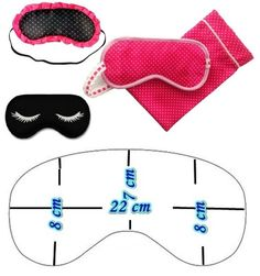 Sewing Clothes, Diy Clothes, Crochet Clothes, Sewing Hacks, Sewing Crafts, Sewing Tips, Sewing Projects For Beginners, Sleep Mask, Pattern Fashion