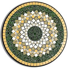 Free downloadable Moroccan Mosaic Pattern for beginner to intermediate skill level