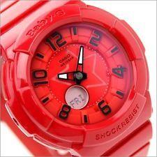THE SUPPLY SHOPPE - Product - CW397 BABY G ANALOG DIGITAL (BGA-133-4BDR) G Watch, Bga, Baby G, Casio, Chronograph, Watches, Digital, Wristwatches, Clocks