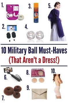 250207e3e6 7 Military Ball Must-Haves That Aren t a Dress