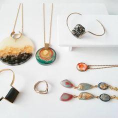Unique artjewelry #resinart Resin Art, Jewelry Art, Unique, Drop Earrings, Instagram, Drop Earring