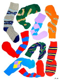 SOCK PAINTING I WANT ONE