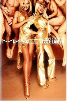 M.A.C. Viva Glam with Mary J. Blige and Lil' Kim