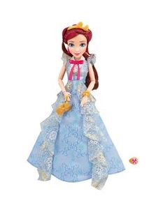 Disney Descendants Coronation Jane Auradon Prep Doll – Very – Now £19.99 Was £24.99 #disney #descendants #coronation #jane