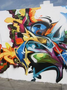 Graffiti by Askew One