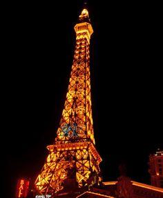Vegas Eiffel Tower Photograph Printable Wall by Nodoka Visual Arts, $3.00