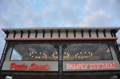 Paula Deen's Family Kitchen at the Island in Pigeon Forge.