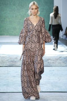 Hellessy - Spring 2017 Ready-to-Wear