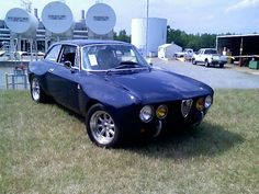 1971 Alfa Romeo GTAm (Tribute)