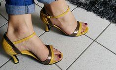 Créez chaussure à votre pied! www.chaussure-de-danse.com