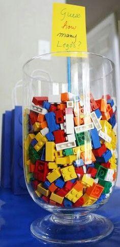 How many Lego's