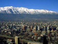 Santiago. Chile.