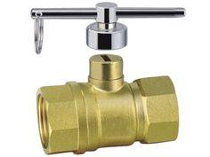 TEN 1049 brass ball valve