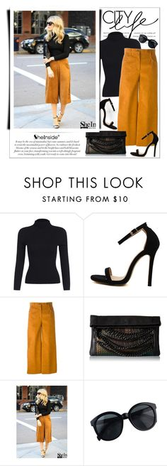 """SheIn"" by aurora-australis ❤ liked on Polyvore featuring MSGM, Ash and Sheinside"
