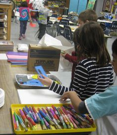 routines and procedures in the art room