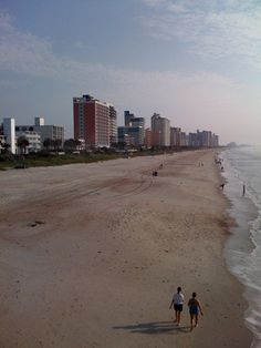 Myrtle Beach, South Carolina, one of my favorite vacation spots...  How Many Days to Bike Week