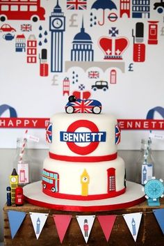 london party theme - Buscar con Google