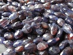 Iolite sunstone beads from yourbeadsandfindings shop on Ebay UK. http://www.ebay.co.uk/itm/HAND-FACETED-IOLITE-SUNSTONE-FUSION-nuggets-approx-9x13mm-beads-15-/151023297803?pt=UK_Crafts_Beads_CA=item2329b0a50b