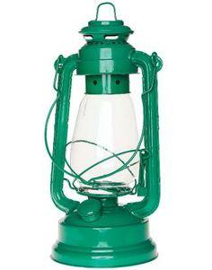 T-LIGHT OLD LAMP ljuskykta grön