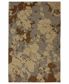 Karastan Area Rug, Studio by Karastan Crossroads Estelle Dove 8' x 10'