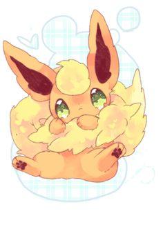 Tags: Anime, Fanart, Pokémon, Nintendo, Pixiv, Flareon, Eevee Evolution