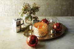 Holiday Scented Candles at A'dore - Balsam& Cedar, Mulled Wine, Woodfire, Heirloom Pumpkin and Twilight Vanilla…MADE IN THE USA too!  A'dore on the Avenue - 508W. College Ave.