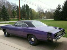 1970 Dodge Charger  Super Bee