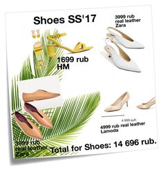 """Shoes for client"" by poletaeva-anna on Polyvore featuring мода и Post-It"