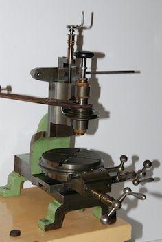 LBSC's wolf jahn precision milling drilling BCA jig borer vertical machine