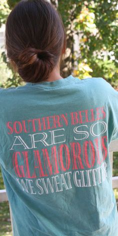 Southern Belles Sweat Glitter | Southernly Stated