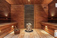 Uniikki lasiseinäinen sauna - Etuovi.com Ideat & vinkit
