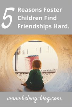 5 reasons friendships are hard in fostering and fostercare.