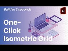Create the Isometric Grid in Adobe Illustrator Within 3 Seconds – Vitorials