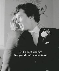 Sherlock got it right.