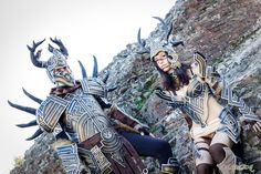 Might makes me right - Guild Wars 2 by SbarbyCosplay.deviantart.com on @DeviantArt